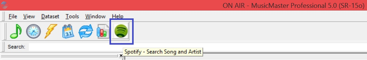 HOW TO add Spotify custom button in MusicMaster – WELCOME TO OUR